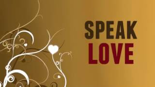 JAMES DAY / SPEAK LOVE (f/ Glenn Jones, Tony Terry, Tim Owens, Lin Rountree, U-Nam, Ian Martin)