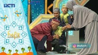 HAFIZ INDONESIA - Mengharukan Abi Amir Faisol Fath Mendoakan Kaki Alana [23 Mei 2017]