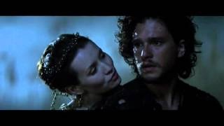 Pompeii - Bastille Music Video ~ Kit Harington Emily Browning