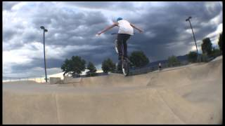 James Bernhardt BMX edit