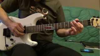 The Shadows - Apache - Guitar Cover