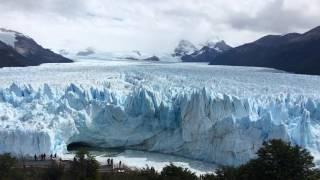Perito Moreno Glacier, Argentina, Patagonia, el calafate 2016