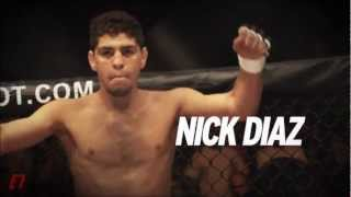 Nick Diaz - Above the Law