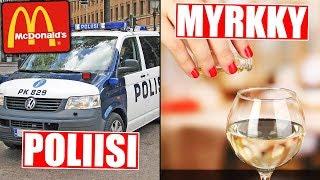Nainen yritettiin myrkyttää Suomessa! Poliisi kävi McDonaldsissa (outo syy)