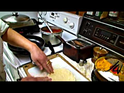 How to make paratha – Nepalese Bread