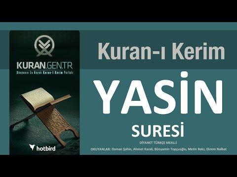 YASİN Suresi - KURAN.gen.tr