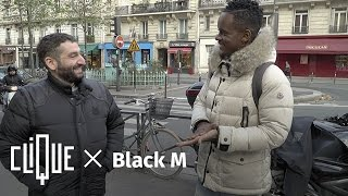 Clique x Black M
