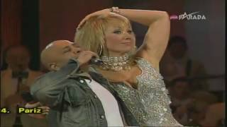 Dzej Ramadanovski ft.Lepa Brena - Ljubavne igrarije - Grand MB Show - (TV Pink Parada 2004)