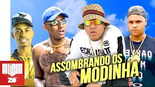 MC Magal, MC IG, Nego da Marcone e Ryan SP - Assombrando os Modinha (DJ Nene)