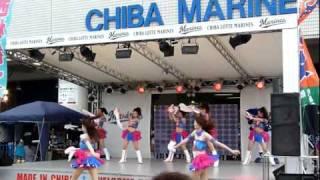 10/05/18 ココロオドル in 千葉マリンスタジアム
