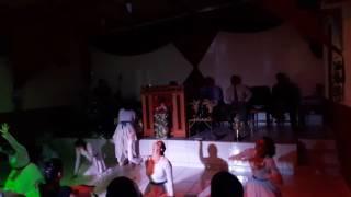 Ministério de Dança Expressão e Adoração  Do re mi