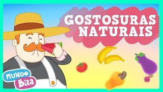 Mundo Bita - Gostosuras Naturais [clipe infantil]