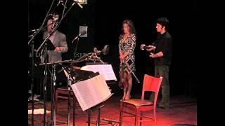 "LIVE Desiree Ruhstrat and Goran Ivanovic  tango from David Ludwig's ""April Variations"""