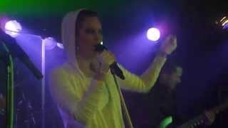 Nemesea - Lucifer (live @ TQR release show, N201 Aalsmeer 20.01.2012) 6/11