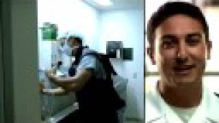 U.S. Navy Physician: Dr. Nassiri