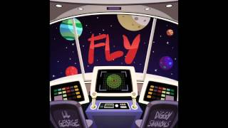 """Lil George ft. Diggy Simmons """"FLY"""" [Official Audio]"""