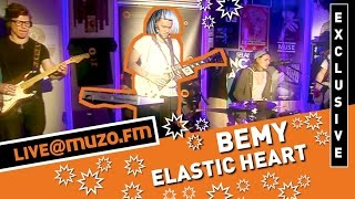 BeMy - Elastic Heart [Sia Cover] (Live at MUZO.FM)