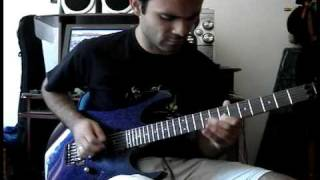 Promoção Edu Ardanuy/Cover Guitarra - Searching for Light