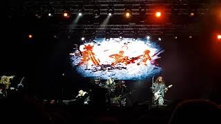 Sabaton - Sparta Live@Rockwave Festival 19.7.18