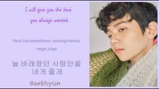 EXO - Cloud 9 [korean ver]  (Color Coded Hangul-Rom-Eng Lyrics)