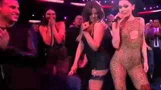 Ariana Grande , Jessie J ft   and Nicki Minaj , italodisco Dancing