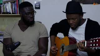 AFRICAN QUEEN - 2Face  [ Acoustic Jazz Cover ]