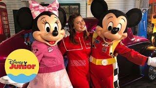 ¡Carreras Superrecargadas! | Mickey: Aventuras Sobre Ruedas