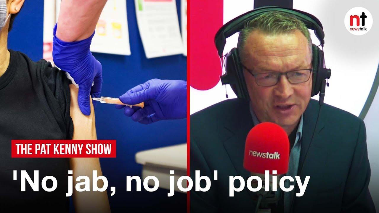 HSE Considering 'no Jab, no Job' Policy in Ireland