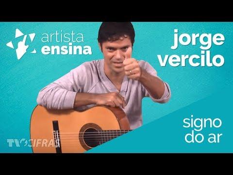 Jorge Vercillo - Signo de Ar