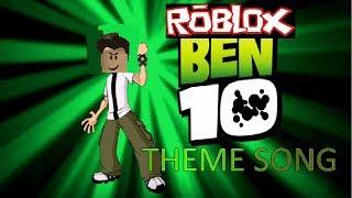 Ben 10 Theme Song ( Roblox Version )