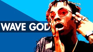 """WAVE GOD"" Trap Beat Instrumental 2018 