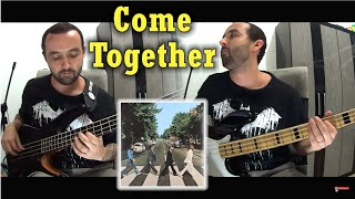 Come Together (The Beatles) - Bass Arrangement