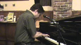 "Jim Peterson performs cover of Tom Waits' ""Johnsburg, Illinois"""