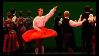 Somogy Táncegyüttes - Tavaszi szél - Negyedszázad táncszínház 2008
