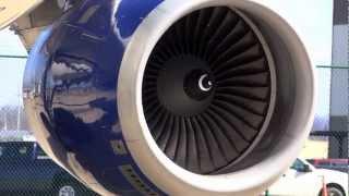 A319 Engine Start Delta Airlines