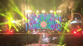 Coldplay - Hymn For The Weekend live @ Stadio San Siro Milano - 4 Luglio 2017 [4K]