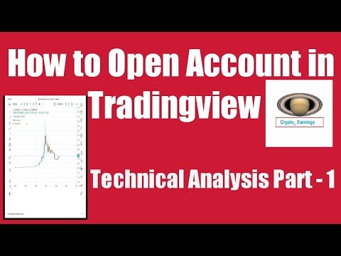 Download thumbnail for How to Open Account in Tradingview