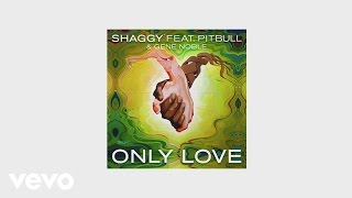 Shaggy - Only Love [Lyric Video] ft. Pitbull, Gene Noble