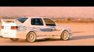 The Fast and the Furious [Music Video] - [Limp Bizkit - Rollin']