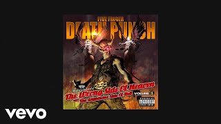 Five Finger Death Punch - Mama Said Knock You Out (Official Audio)