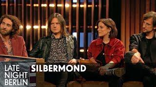 Welche Ängste hat Silbermond? | Late Night Berlin | ProSieben