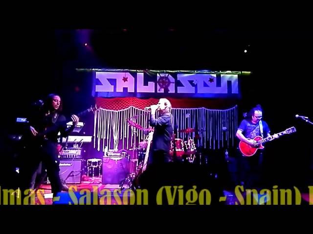 Vídeo de un concierto en SalaSon.