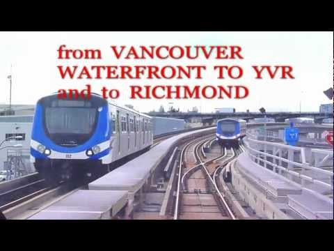 VANCOUVER DOWNTOWN to VANCOUVER INTERNATIONAL AIRPORT - YVR