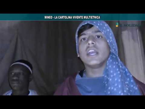 Video: Mineo, Cartolina vivente multietnica