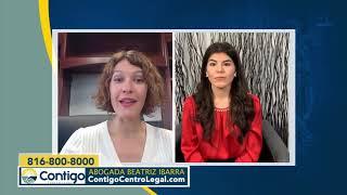 CONVERSANDO CON LA ABOGADA BEATRIZ IBARRA DE CONTIGO CENTRO LEGAL