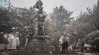 Nevazón de primavera