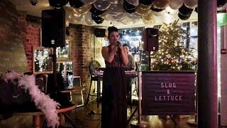 That Man - Caro Emerald LIVE Cover (New Years Eve Performance)