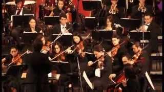 """Orquesta Filarmonica de Honduras """" El Relicario """" - Jose Padilla."""
