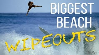 Beach Wipeouts | Living The Salt Life