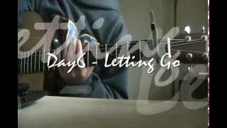 Day6 (데이식스) - Letting Go (놓아 놓아 놓아) Short Guitar & Vocal Cover
